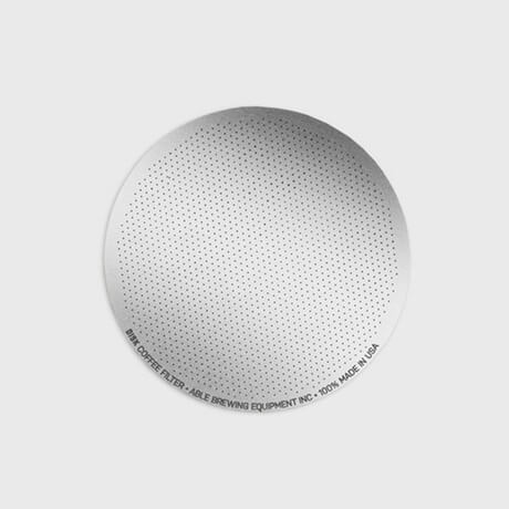 Able Brewing Disk Aeropress Coffee Filter - Standard, simple, Able - Barista Warehouse