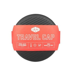 Able Travel Cap, simple, Able - Barista Warehouse