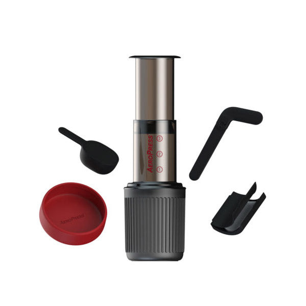 AeroPress Go Coffee Maker, simple, Barista Warehouse - Barista Warehouse