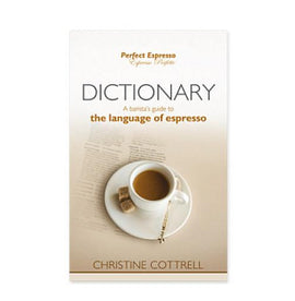 Barista's Guide Dictionary, Book, Espresso - Barista Warehouse
