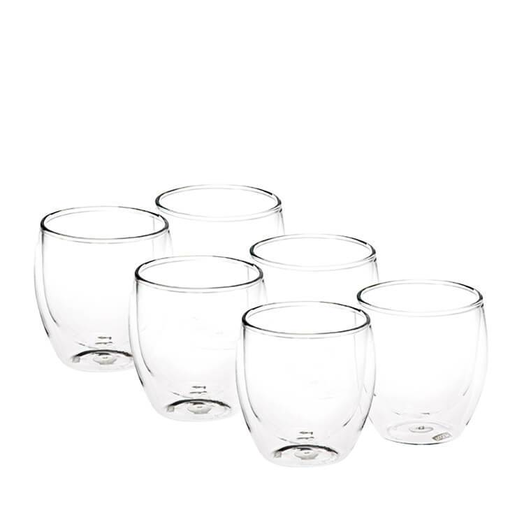 Bodum Pavina Glass 6pc, variable, Bodum - Barista Warehouse