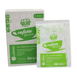 Cafetto Home Descaler Powder, Descaler, Cafetto - Barista Warehouse