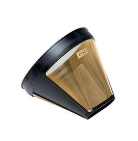 Cilio Classic and Thermal Re-usable Gold Filter, simple, Cilio - Barista Warehouse