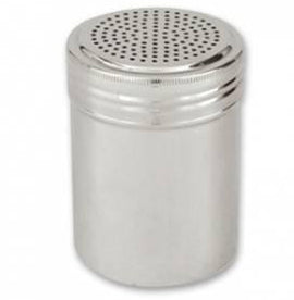 Cocoa Shaker, Stainless Steel, Coarse