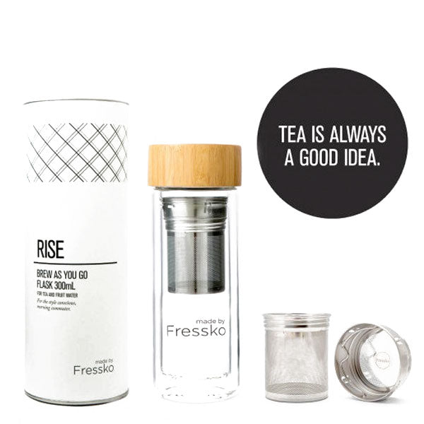 FRESSKO RISE FLASK - 300ml, simple, Fressko - Barista Warehouse