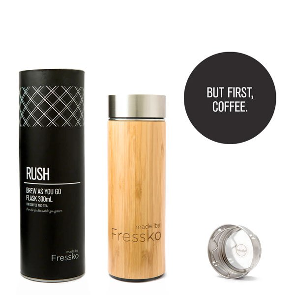 FRESSKO RUSH FLASK – 300ml, simple, Fressko - Barista Warehouse