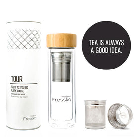 FRESSKO TOUR FLASK – 400ml, simple, Fressko - Barista Warehouse
