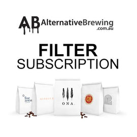 Filter Coffee Subscription, variable-subscription, Parallel Roasters - Barista Warehouse