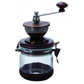 Hario Canister Coffee Mill, simple, Hario - Barista Warehouse