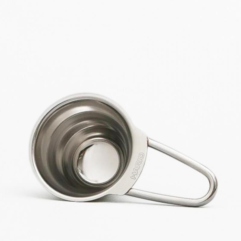 Hario Coffee Scoop 12g - Silver