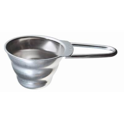 Hario Coffee Scoop 12g - Silver, simple, Hario - Barista Warehouse