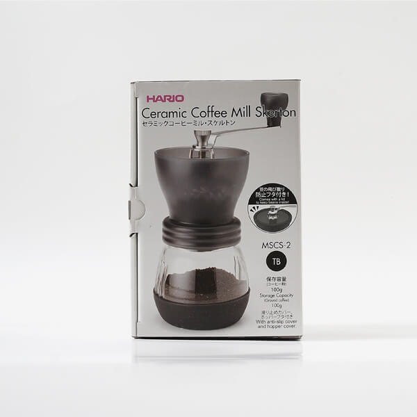 Hario Skerton Ceramic Coffee Grinder, simple, Hario - Barista Warehouse