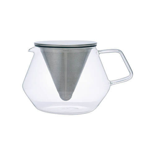 Carat Teapot - Kinto, Tea Gear, Kinto - Barista Warehouse