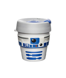 Starwars Keep Cup R2D2 8oz Original, simple, Starwars - Barista Warehouse