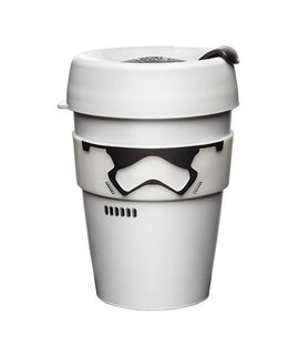 Starwars Keep Cup Stormtrooper 12oz Original, simple, Starwars - Barista Warehouse