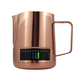 Latte Pro Milk Jug - Copper, variable, Barista Warehouse - Barista Warehouse
