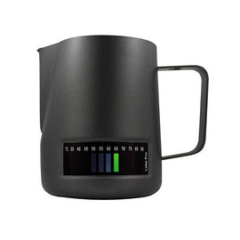 Latte Pro Milk Jug - Matte Black, variable, Barista Warehouse - Barista Warehouse