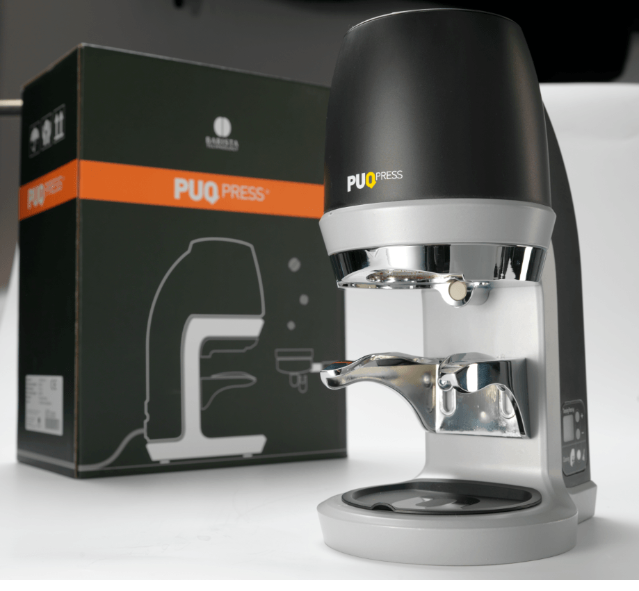 Puq Press Automatic Tamper, Tamper, PuqPress - Barista Warehouse