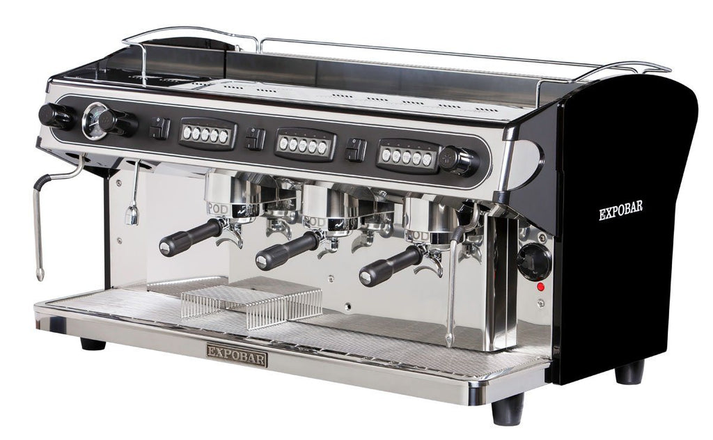 Espresso 3 Group Rafael High Group Coffee Machine, Coffee Machine, Espresso - Barista Warehouse