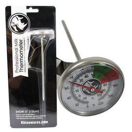 Rhino Analog Thermometer, Thermometers, Rhino - Barista Warehouse