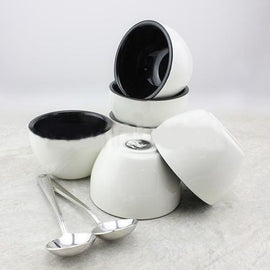 Rhino Cupping Bowl & Spoon Set, Cupping Equipment, Rhino - Barista Warehouse