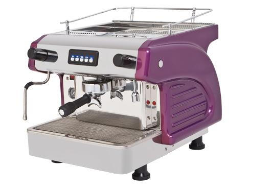 Espresso Group Ruggero with Built in Grinder Compact Coffee Machine, Coffee Machine, Espresso - Barista Warehouse
