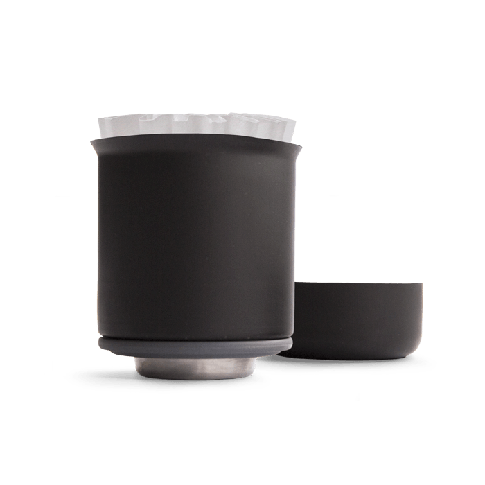 Stagg Pour Over Dripper - Black, simple, Stagg - Barista Warehouse