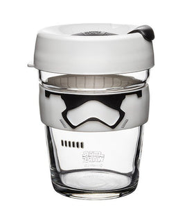 Starwars Stormtrooper 12oz Brew, simple, Starwars - Barista Warehouse