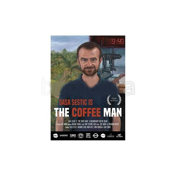 The Coffee Man DVD, DVD, Barista Warehouse - Barista Warehouse