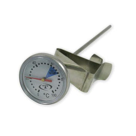 Trenton Milk Jug Thermometer, Long, Thermometers, Trenton - Barista Warehouse