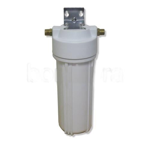 "Water Filter Housing, 10"", 3/8"" Male BSPT"
