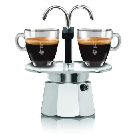 Bialetti Mini Express - 2 Cup, simple, Bialetti - Barista Warehouse