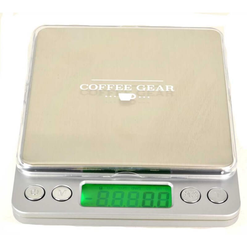 Coffee Gear Brewing Scale - 2kg, simple, Coffee Gear - Barista Warehouse