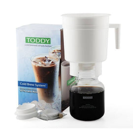 Toddy Cold Brewing System for Coffee & Tea, Cold Brewer, Toddy - Barista Warehouse