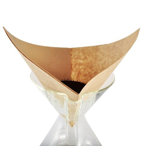 Chemex 6 cup, Glass Handle, 900ml, simple, Chemex - Barista Warehouse