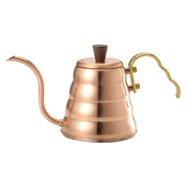 Hario Copper Buono Kettle 900ml, simple, Hario - Barista Warehouse