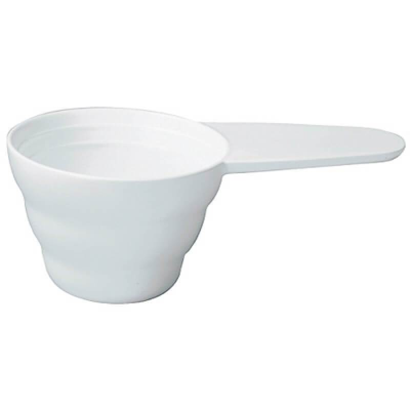 Hario Coffee Scoop 12g - White, simple, Hario - Barista Warehouse