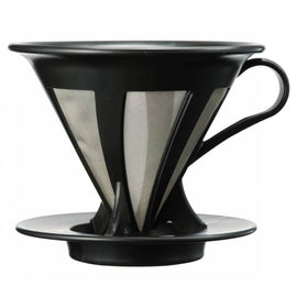 Hario Cafeor Dripper 2 Cup - 2 Colours