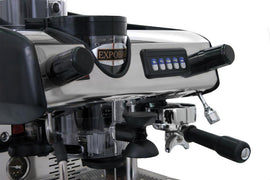 Espresso Group Megacrem with Built in Grinder Compact Coffee Machine