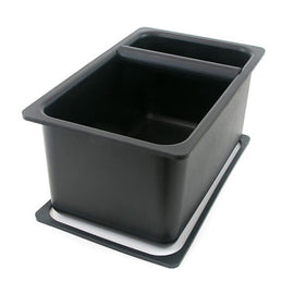 "Barista Basics Knockbox 6"" x 10"" x 5"", variable, Barista Warehouse - Barista Warehouse"