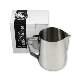 Rhino Classic Pitcher 20oz/600ml, simple, Rhino - Barista Warehouse