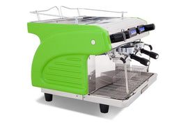 Espresso 2 Group Ruggero Coffee Machine, Coffee Machine, Espresso - Barista Warehouse
