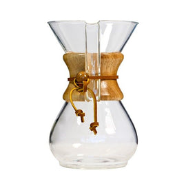Chemex Classic 6 cup, 900ml, simple, Chemex - Barista Warehouse