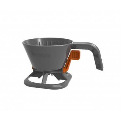 Brewista Smart Brew - Flat Bottom Steeping Filter, simple, Brewista - Barista Warehouse