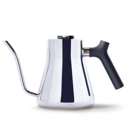 Stagg Silver Kettle - Fellow, simple, Stagg - Barista Warehouse