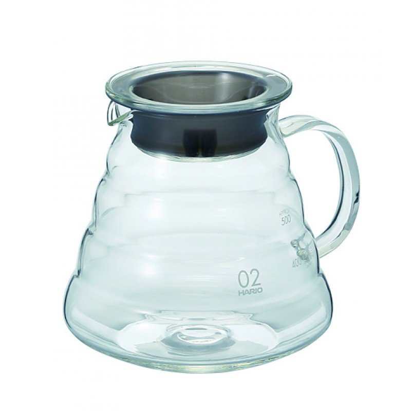 Hario V60 Pour Over Set - Glass, simple, Hario - Barista Warehouse