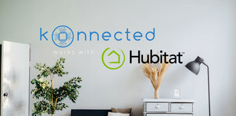 Hubitat + Konnected: 100% local smart home security