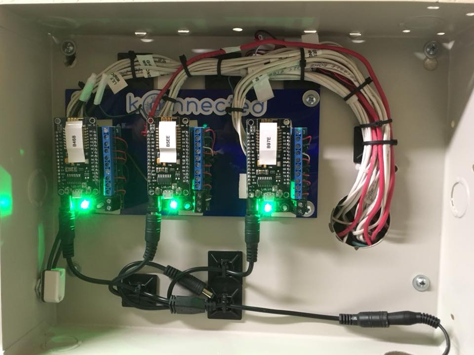 konnected alarm panel wired alarm system conversion kit konnected inc rh konnected io alarm panel wiring diagram est3 fire alarm panel wiring diagram