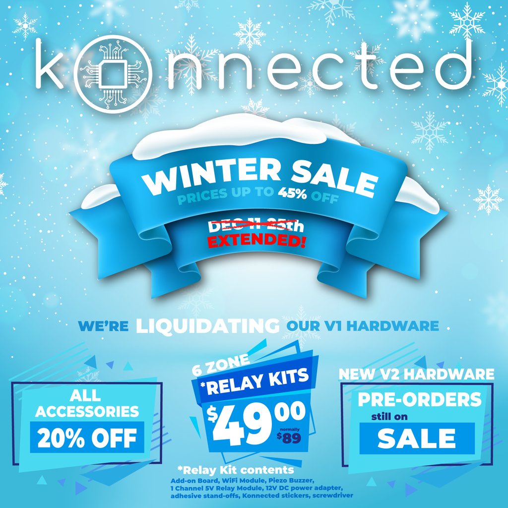 Winter Sale - Extended