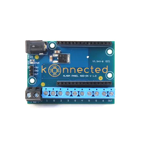 Konnected Alarm Panel Add-on Board only